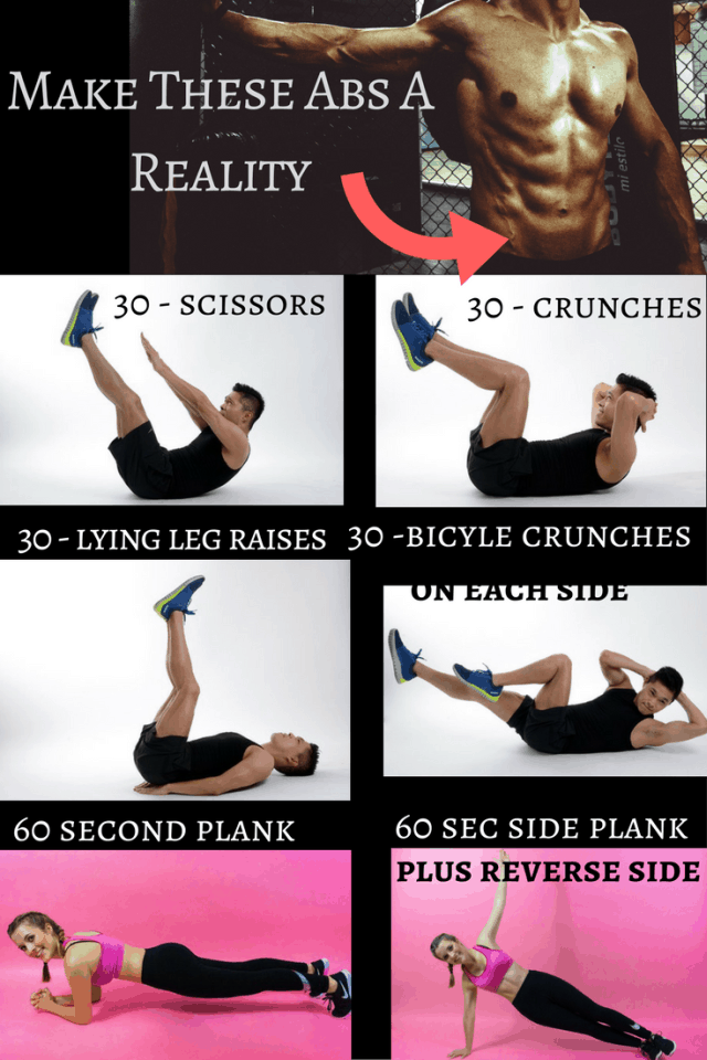 Want A Great Abs Workout