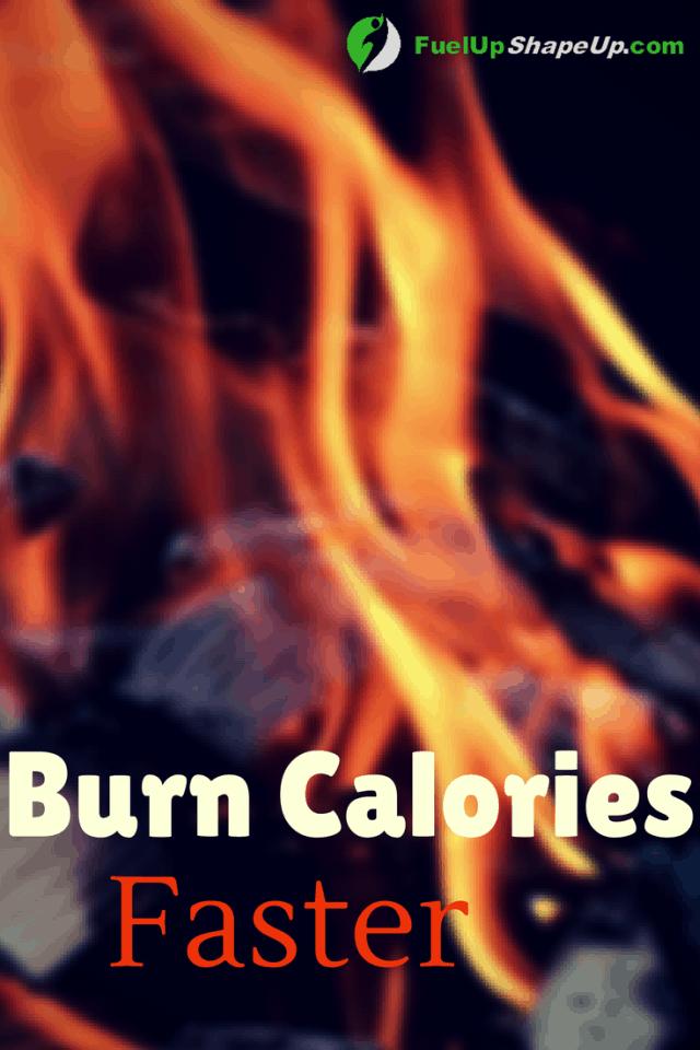 daily calorie burn
