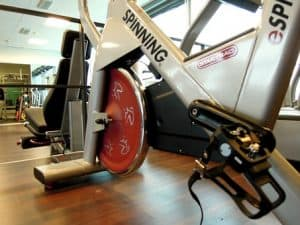 Spin Bike Workout